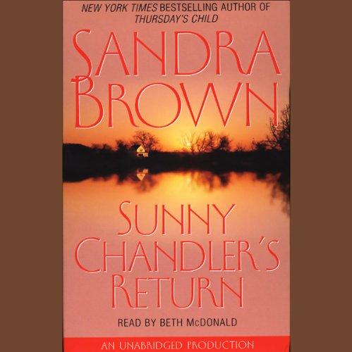 Sunny Chandler's Return audiobook cover art
