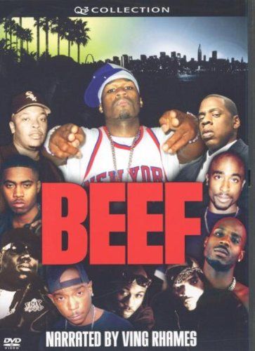 Beef - Les guerres des gangs du rap US [Alemania] [DVD]