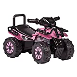 Honda Pink HD Camo Utility ATV, Pink