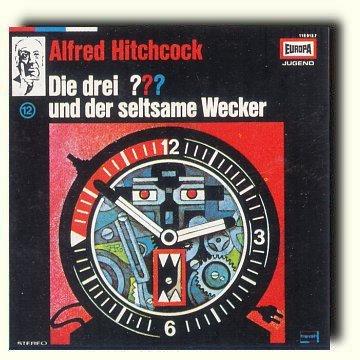 Die drei ??? 12 - Und der seltsame Wecker (Erstausgabe) / 115912.7