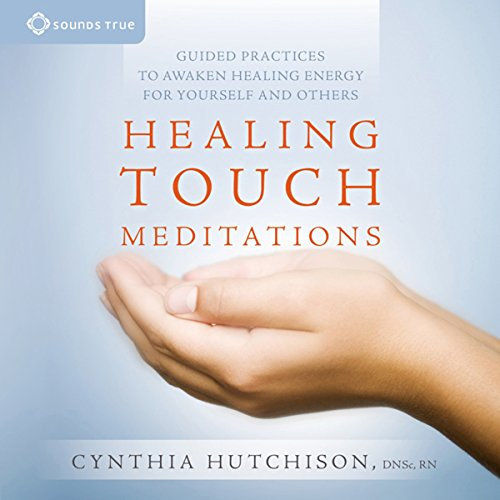 Healing Touch Meditations audiobook cover art