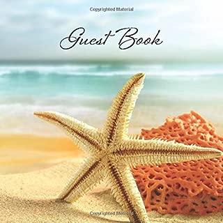 Guest Book (Beach House Guestbooks)