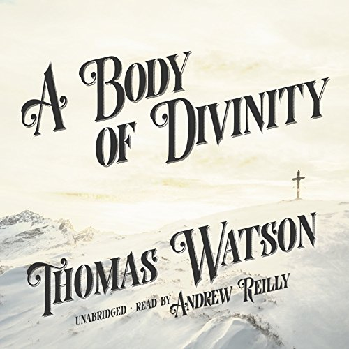 A Body of Divinity audiobook cover art