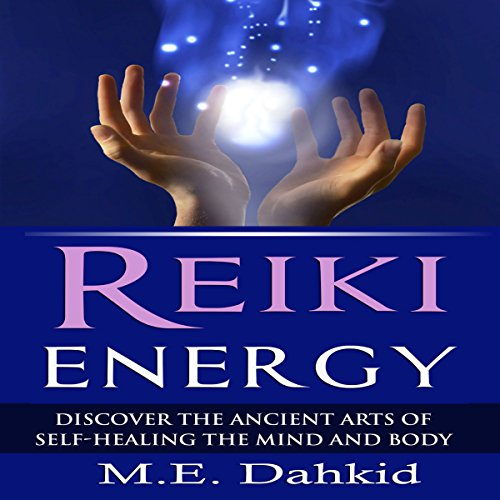 Reiki Energy audiobook cover art