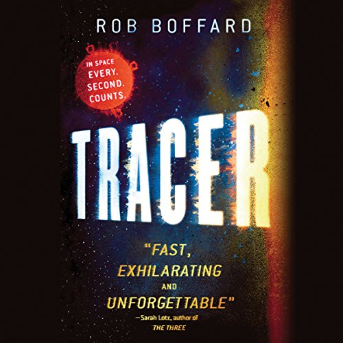 Tracer audiobook cover art