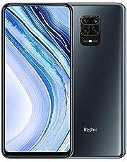 "Redmi Note 9 Pro Smartphone - 6.67"" DotDisplay 6GB 128GB 64MP AI Quad Camera 5020mAh (typ)* NFC Grijs [Globale versie]"
