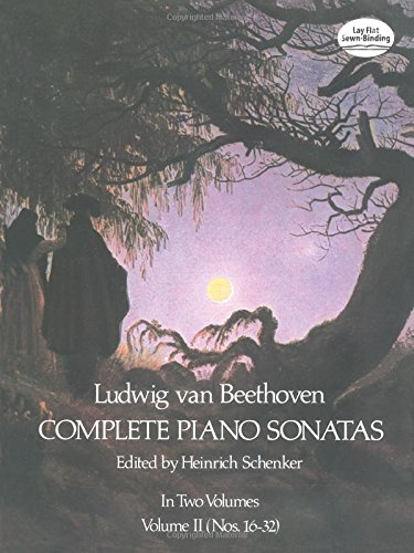 Ludwig Van Beethoven Complete Piano Sonatas Volume 2 (Nos. 16-32) (A Day In The Life Piano Sheet Music)