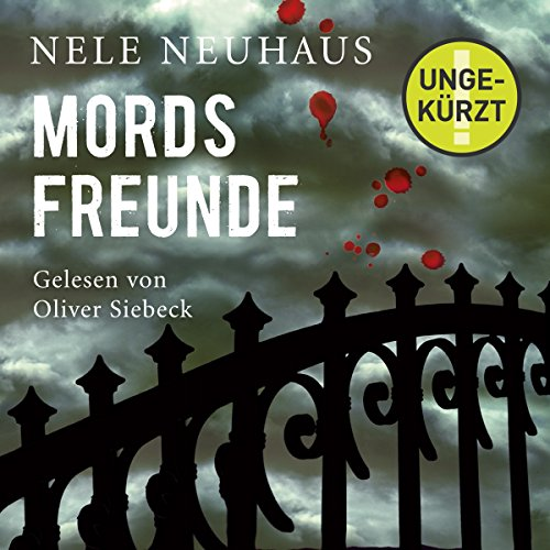 Mordsfreunde     Bodenstein & Kirchhoff 2              By:                                                                                                                                 Nele Neuhaus                               Narrated by:                                                                                                                                 Oliver Siebeck                      Length: 11 hrs and 52 mins     2 ratings     Overall 5.0
