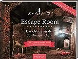 """Escape-Room-Adventskalender von Eva Eich """"Das Geheimnis des Spielzeugmachers"""""""