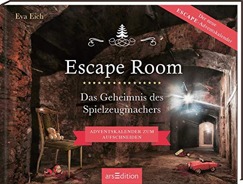 Escape-Room-Adventskalender von Eva Eich