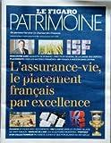 FIGARO PATRIMOINE (LE) [No 19918] du 18/04/2008 - L'ASSURANCE-VIE - LE PLACEMENT FRANCAIS PAR EXCELLENCE - LE DIRECTEUR DE LA CAISSE DES DEPOTS - ISF - PENSER A INVESTIR DANS LES PME - VOYAGER AVEC SES ENFANTS - VIN - LE CELEBRE VILLAGE DE SAINT-EMILION - MARCHE DE L'ART - LES SCULPTURES MODERNES - RICHARD B. COHEN ET SES PORCELAINES DU 19EME SIECLE