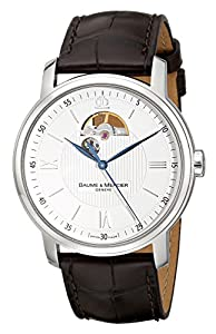 Baume & Mercier Men's 8688 Classima Executives Automatic Silver Dial Watch image