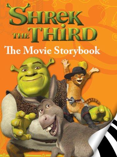 Shrek the Third: The Movie Storybook (English Edition)