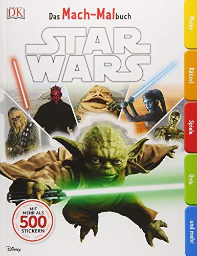 Das Mach-Malbuch. Star Wars(TM)(TM)