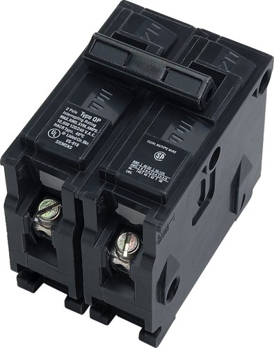 Q290 90-Amp Double Pole Type QP Circuit Breaker