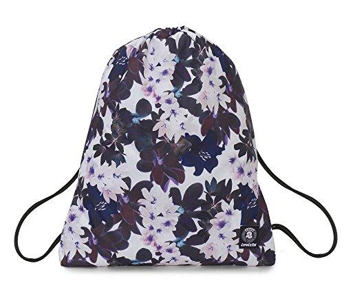 Backpack Invicta Easy Pack Smart Darker Crocus