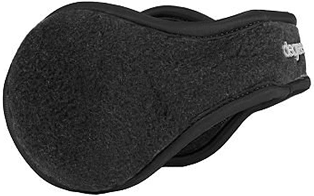 180s Mens Degrees by180s Ear Warmer One Size Black