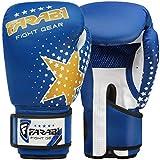 FARABI - Guantes de Boxeo para niños - Ideales para Kickboxing, Artes...
