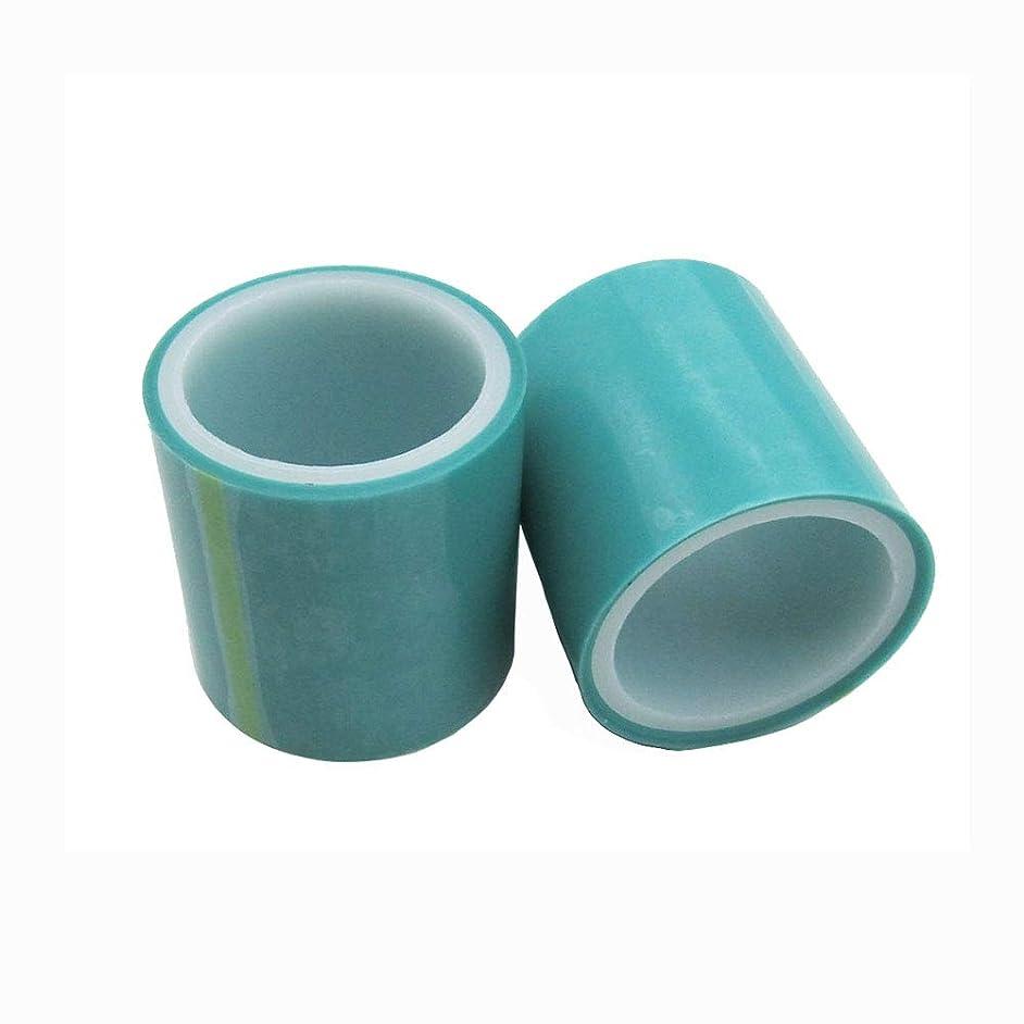 2 Pcs Seamless Sticky Paper Tape Traceless Tape for UV Resin Craft