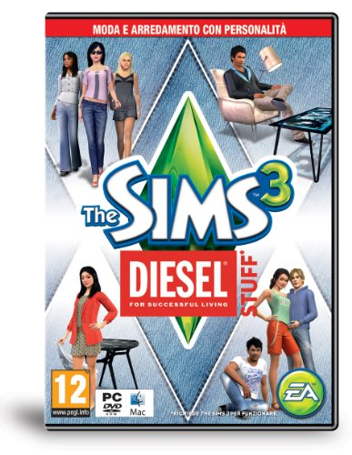 Electronic Arts - MXI09208689 - PC THE SIMS 3 DIESEL STUFF (SP7)