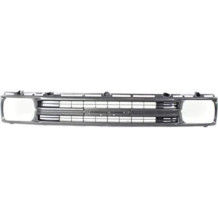 for 1984 1985 1986 Toyota Pickup 2WD Front Grille 2WD Standard 1 Piece Grille