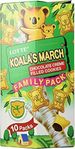 Lotte Koala's Selling March Share OF Import Pack-SET 3