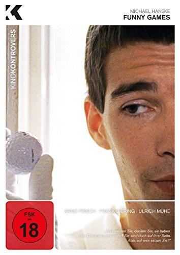 Funny Games - Kino Kontrovers [Alemania] [DVD]