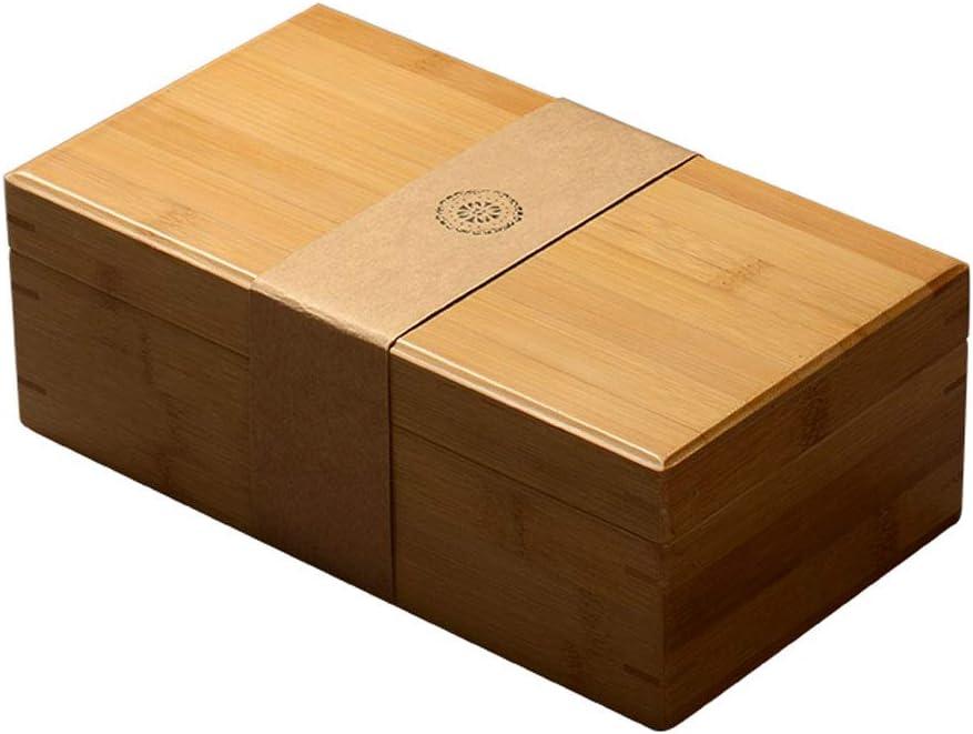 Under blast sales Bamboo wooden box storage jewelry bamboo Max 54% OFF
