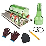 Glass Bottle Cutter, VIBIRIT Glass Cutting Tools with Accessories, DIY Wine...