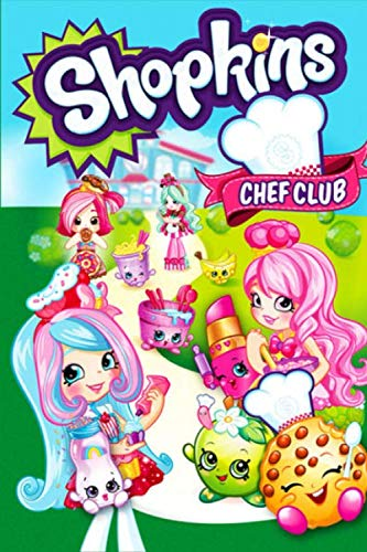 Shopkins World Vacation: Perfect gift for your kids - Writing Journal - Notebook - Diary - Size (6x9 100 Pages)