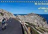 Mit dem Rennrad auf MallorcaAT-Version (Tischkalender 2022 DIN A5 quer)