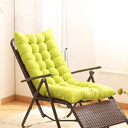HCYY Cojines para sillas mecedoras, Cojines para sillas de Mimbre para salón...
