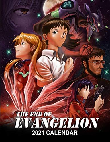 The End of Evangelion 2021 Calendar