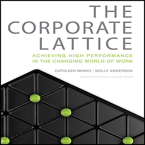 The Corporate Lattice audiobook cover art