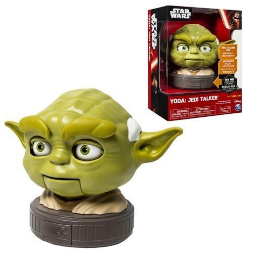 Spin Master Star Wars Yoda Babble Head image