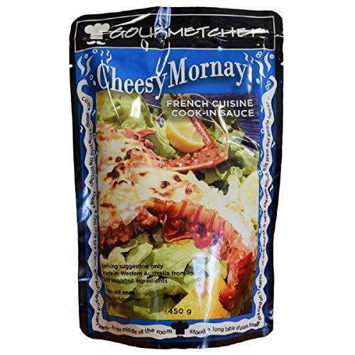 Gourmet Chef Chessy Mornay Sauce 450 g – genau der perfekte Hauch von Käse, fügen Sie diese zu jeder Meeresfrüchte, Nudeln oder Gemüseschale hinzu.