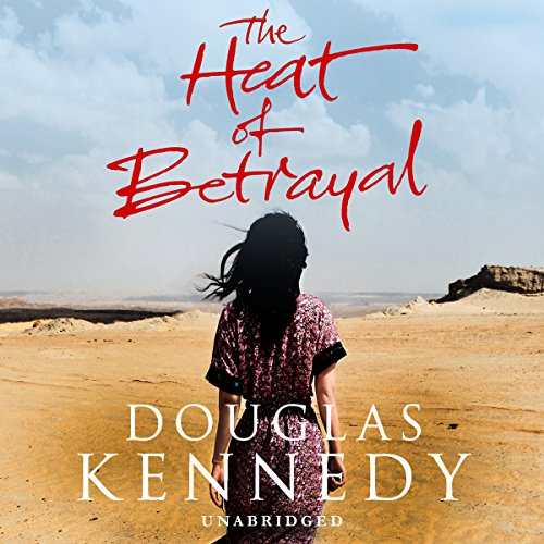 The Heat of Betrayal audiobook cover art