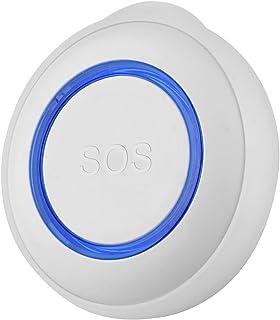 WIFI draadloze zorgverlener pagina's,Noodoproep knop bel,Paniek alarmsysteem,Persoonlijke oproep Alert Help werken voor ou...