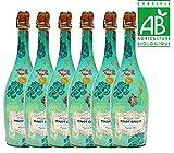 Lot de 6 bouteilles : So Easy - Pinot Gris Spumante Extra Brut - La Cantina Pizzolato Bio et Vegan