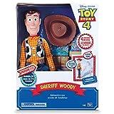 Toy Story Figura Articulada Woody Super Interactivo 40 cm (BIZAK 61234431)...