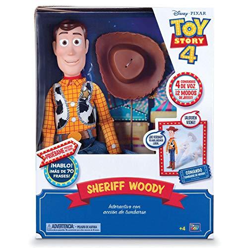 Figura Toy Story Interactivo 40Cm