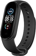 Xiaomi Nieuwe Band 5 - hartslagmonitor, slaapmonitor, vrouwelijke gezondheid, 11 trainingsmodi, 50 meter waterdicht, zwart...