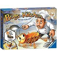 Ravensburger - Juego de Habilidad Bugs in The Kitchen, de 2 a 4 Jugadores (22261) (versión en inglés)
