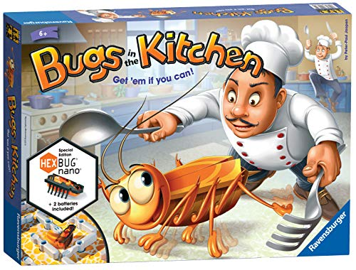 Bugs in the Kitchen - Children's Board Game, Standard