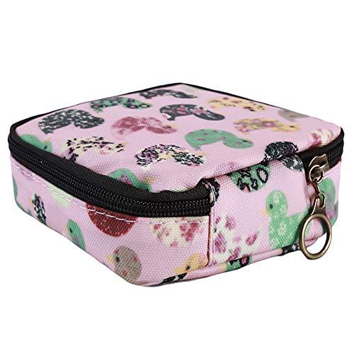 Ellepigy - Bolsa de almacenamiento de cosméticos para mujer, diseño de pato