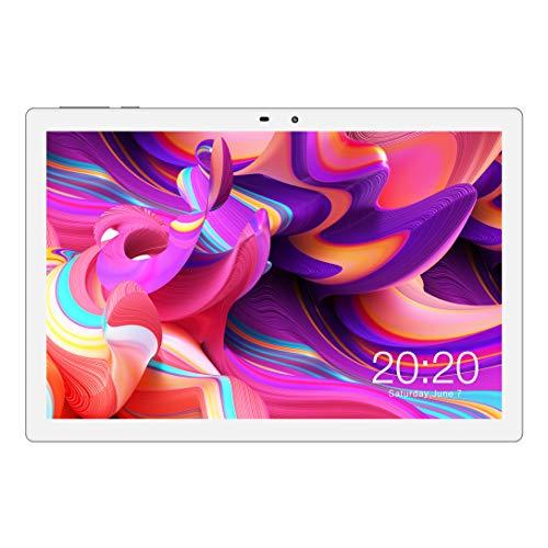 TECLAST M30Pro Android 10 タブレット 10.1インチ、6GB+128GB、 4G LTE SIM タブレットPC、MT6771 8コアCPU、1920*1200 IPS ディスプレイ、Type-C+7500mAh+Bluetooth 4.2+GPS+デュアルWiFi+TF拡張 [進化版]