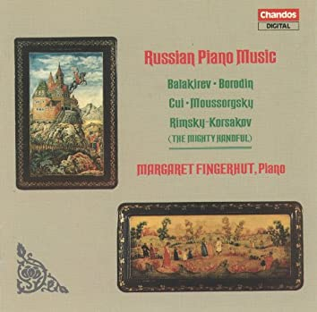 Russian Piano Music
