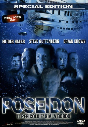 Poseidon - Il pericolo è già a bordo(s.e. d.c.) [IT Import]