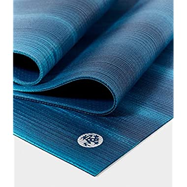 Manduka PROlite Yoga Mat – Premium 4.7mm Thick Mat, Eco Friendly, Oeko-Tex Certified and Free of ALL Chemicals. High Performance Grip, Ultra Dense Cushioning for Support and Stability in Yoga, Pilates, Gym and Any General Fitness.