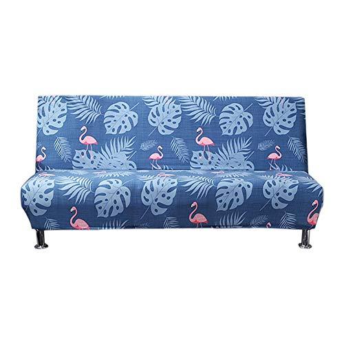 LiféUP Funda de sofá, Funda de sofá sin Brazo, Cama elástica de Funda de sofá (160-190 cm)